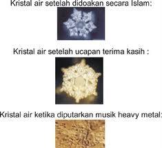 molekul zamzam