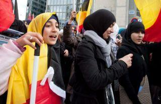 muslim belgia