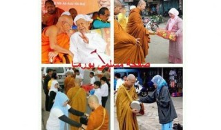 Interaksi antar Umat Islam dengan Buddha di Myanmar
