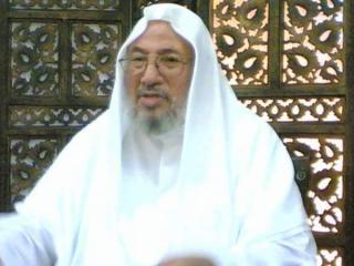 Ketua Asosiasi Ulama Muslim Dunia, Prof. Dr. Yusuf Al-Qaradhawi (inet)