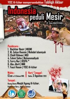 Indonesia Peduli Mesir