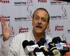 Juru bicara Komite eksekutif Organisasi Pembebasan Palestina, Yasir Abdu Robbih  (Foto:al-khilafah.org)