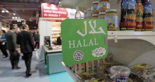 Toko yang menjual produk halal (inet)