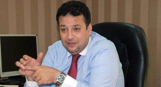Ir. Hatim Azam, wakil ketua partai Al-Wasath (inet)