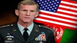 Jenderal McChrystal, mantan panglima pasukan Amerika di Afganistan dan Irak (egyptwindow)