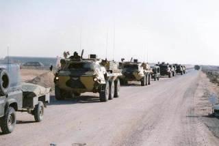 Alat perang Mesir di Sinai (islammemo)