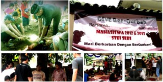 Give Berqurban (foto: zam SEBI)