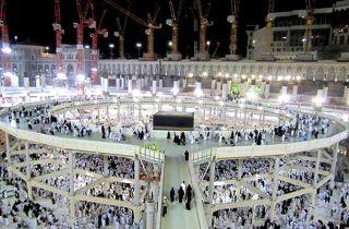 masjidil haram 2013