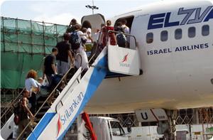 warga israel eksodus