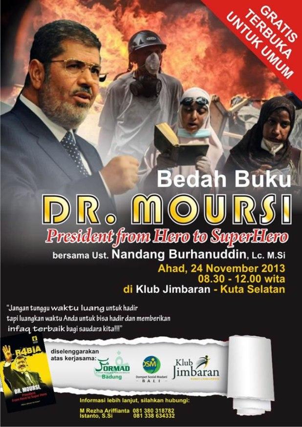 agenda-umat-bedah-buku-Dr-Moursi