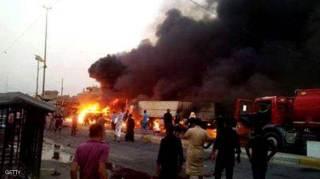 Sebuah aksi bom di Irak (islammemo)