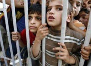 Anak anak Palestina (inet)