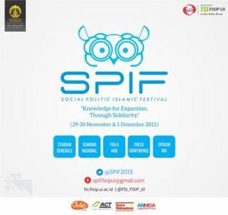 festival politik UI