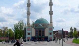 Masjid di Belanda (foto: republika)