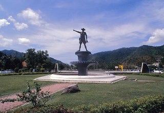 Ilustrasi - Monumen Nani Wartabone, Gorontalo. (wikipedia)