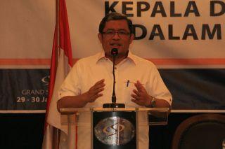 Ahmad Heryawan, Ketua Badan Pembinaan Kepemimpinan Daerah (BPKD)  DPP PKS