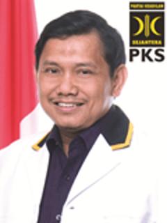 Anggota komisi X DPR RI Fraksi PKS, H.Ahmad Zainuddin, Lc