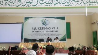 Anis Matta di Mukernas Wahdah Islamiyah