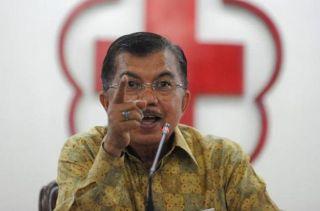 Ketua Umum PMI Jusuf Kalla (Foto: kompas.com)