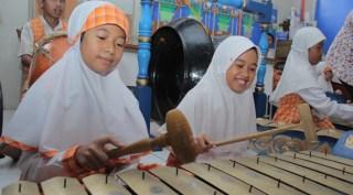 Sekolah Juara berbasis Multiple Intelligences, setiap siswa di gali potensi yang mereka miliki - Foto: RZ