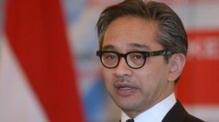 Menteri Luar Negeri, Marty Natalegawa - Foto: rt.com