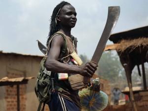 Milisi Parang di Afrika Tengah (elmarsad.org)