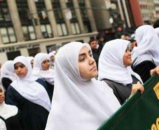Muslimah Amerika Serikat - Ilustrasi (Foto: salam-online.com)