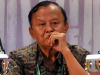 Utusan Khusus Presiden untuk Pengendalian Perubahan Iklim, Rachmat Witoelar - Foto: antaranews.com