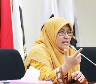 Wakil Ketua Komisi VIII DPR RI, Ledia Hanifa