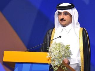 Emir Qatar Syeikh Tamim bin Hamad (aljazeera)