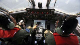 Armada TNI di kerahkan untuk membantu pencarian pesawat Malaysia Airlines MH 370 - Foto: voaindonesia.com
