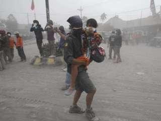 Aksi Relawan Kelud (ilustrasi) Foto: plasa.msn.com