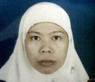 Satinah Binti Jumadi, TKW asal Jawa Tengah yang akan di hukum Pancung di Arab Saudi - Foto: kabar24.com