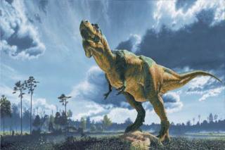 Tyrannosaurus Rex alias T-Rex - Foto: carnivoraforum.com
