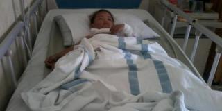 Dian Fath Risalah El Anshari Iqbal, bocah malang yang disiksa oleh orangtua angkatnya - Foto: kompas.com