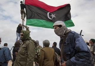 Kelompok bersenjata di Libya (alresalah.ps)