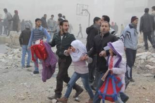 Rakyat Suriah terus hidup dalam ancaman (i.aksalser.com)