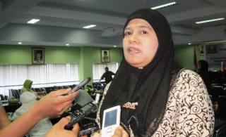 Ketua Panitia Kongres Muslimah Indonesia, Welya Safitri. - Foto: suara-islam.com