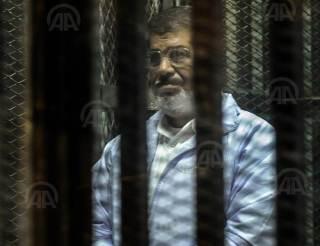 Presiden Mursi di pengadilan (islammemo)