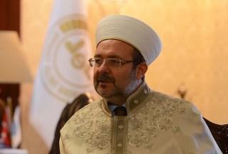 Ketua Majelis Syura Ulama Eurasia, Syaikh Muhammed Gormaz (aa.com.tr)