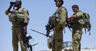 Tentara Israel yang berjaga di perbatasan dengan Mesir (islammemo)