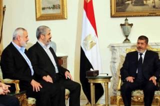 Kunjungan Misyaal dan Haniyah pada masa kepemimpinan Mursi (shehab)