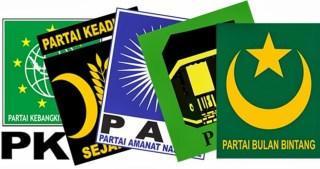 Partai-partai Islam peserta Pemilu 2014