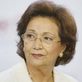 Mantan First Lady Mesir, Suzanne Mubarak (albawaba)