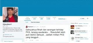Tweet Dide 'Hijau Daun' - https://twitter.com/HD_Dide