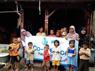 Program kampung nutrisi PKPU - (Foto: PKPU)