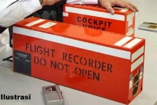 Kotak Hitam Pesawat (Ilustrasi) - (Foto: beritacyber.com)