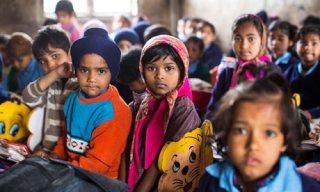 Siswa Muslim di India (static.guim.co.uk)