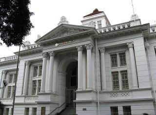Gedung Bank Indonesia Bandung, diresmikan sebagai Cagar Budaya dan Memorabilia Bank Indonesia.(26/5/2015).  (flickr.com)