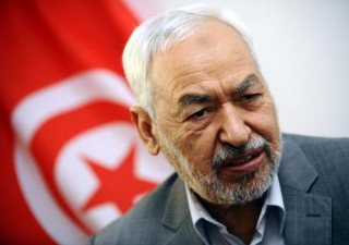 Rached Ghannouchi, pemimpin Gerakan Kebangkitan (Ennahda Movement) Tunisia. (Islameon)